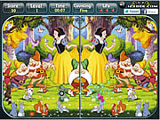 Snow White - Spot the Difference game