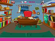 Book Room Escape game