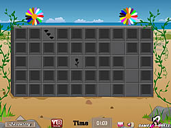 Daisy Treasure Island game
