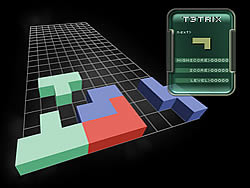 Tetrix game
