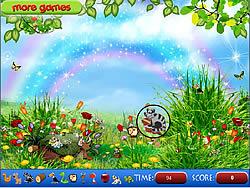 Magic Garden Hidden Objects game