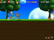 Play Crazy rabbit Game
