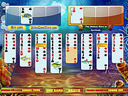 Underwater Solitaire game