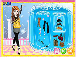 Dance Girl game