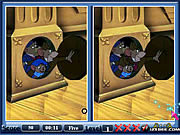 The Great Mouse Detective Spot the Difference game