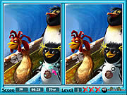 Surf's Up Spot the Difference game