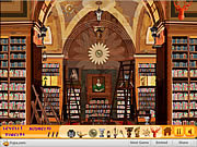 Library Hidden Object game