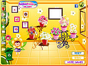 Flowers and Fairies game