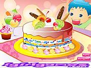 juego Yummy Cake Cooking