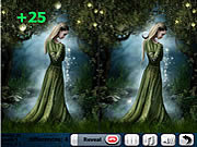 Play Magic key 5 differences Game