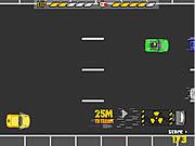 Atomic Racer game