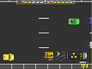 Atomic Racer game