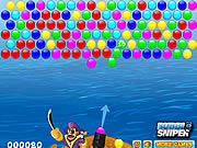 Pirates Bubbles game