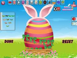 Easter Eggs Decor game