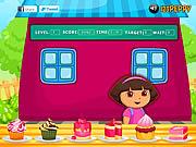Hungry Dora game