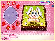 juego Easter Bunny Cake