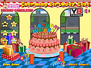 Charming Birthday Cake game