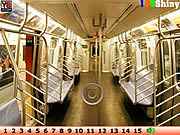 juego Hidden Numbers Train