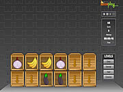 Memory Fruit Match game