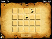 The Puzzle of Ancient Egypt game