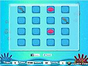 Aqua Twisting Puzzle game