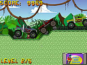Monster Truck Race 3 game