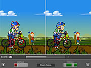 Play Bicycle difference Game