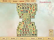 Mahjong Solitaire game