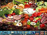 Hidden Groceries game