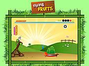 Flying Fruits game