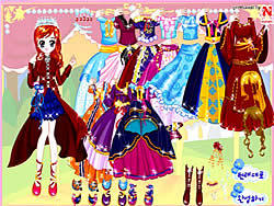 Lovely Fashion 11 game