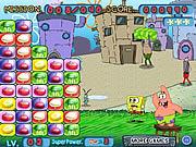 Spongebob Squarepants - Flying Plates game