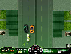 Ben 10 Chase Down game