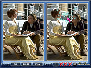 Titanic Spot the Difference game