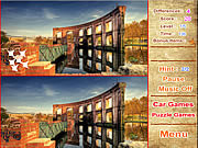 Differences - Cityscape of Germany game