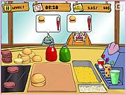 Spongebob Krabby Dash game