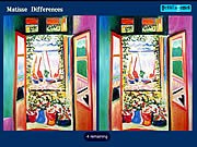 Matisse Differences game