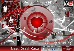 Love Horoscope game