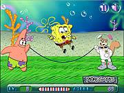Play Spongebob rope skipping Game