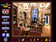 Play Royal room hidden objects Game