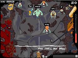 Massacre Street game