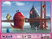 Monsters vs Aliens Hidden Objects game