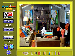 Splash Room Hidden Objects game