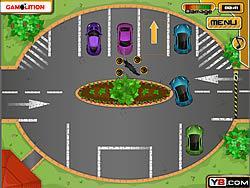 Suburban Parking game