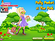 Polly Pocket At The Park game