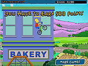 juego The Simpsons BMX