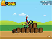 Play Mario trail Game