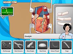 juego Heart Surgery
