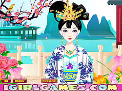 Charming Tang Princess game