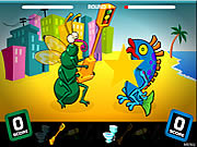 Monster Mayhem game